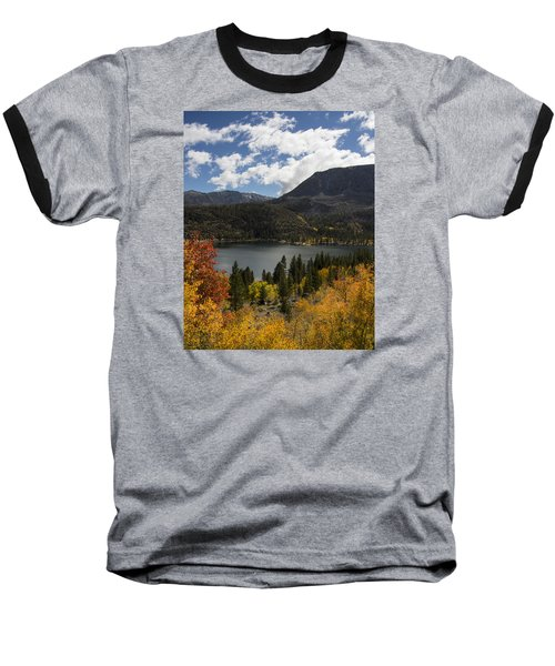 Autumn At Rock Creek Lake 2 Baseball T-Shirt