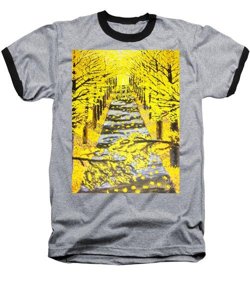Autumn Avenue Baseball T-Shirt