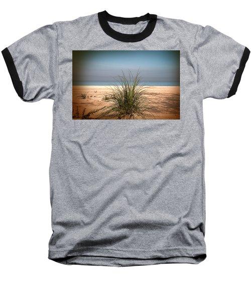 Autumn Beach Baseball T-Shirt
