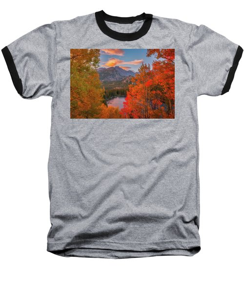 Autumn's Breath Baseball T-Shirt