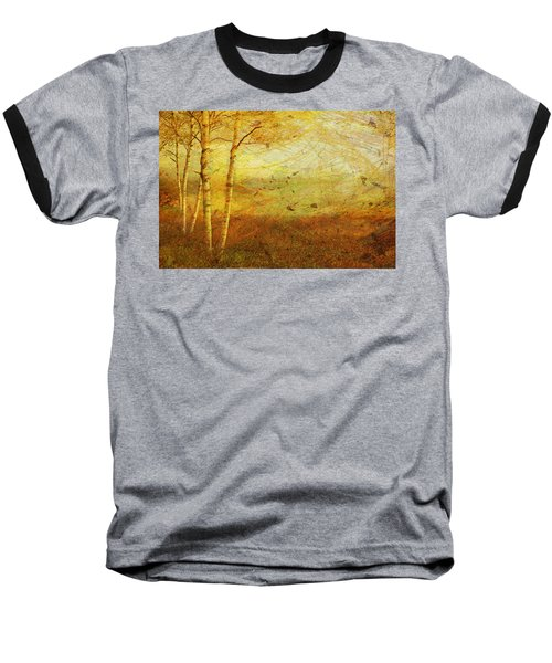 Autumn Breeze Baseball T-Shirt