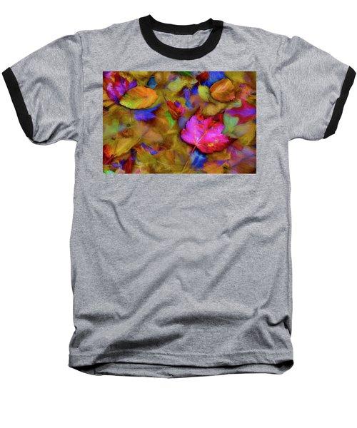 Autumn Breeze Baseball T-Shirt by Paul Wear