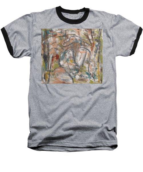 Autumn Breeze Baseball T-Shirt by Trish Toro