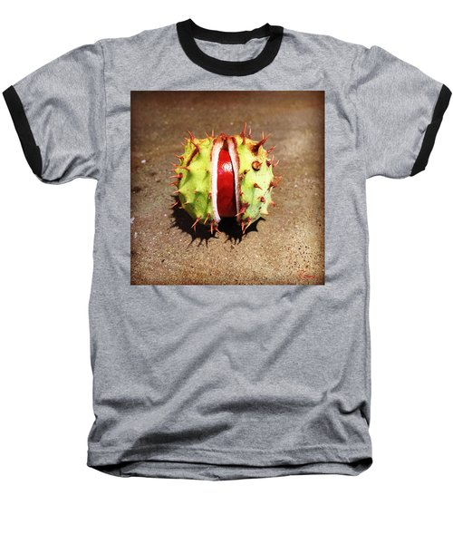 Autumn Burnish Baseball T-Shirt