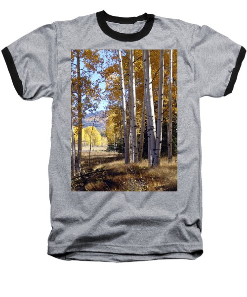 Autumn Chama New Mexico Baseball T-Shirt