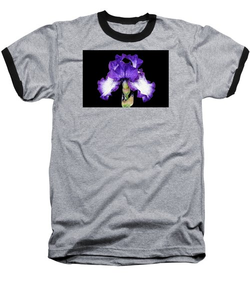 Autumn Circus Iris Baseball T-Shirt