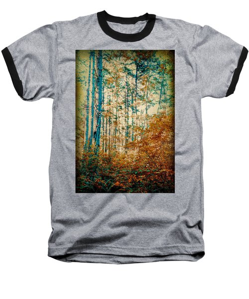 Autumn Colors Baseball T-Shirt
