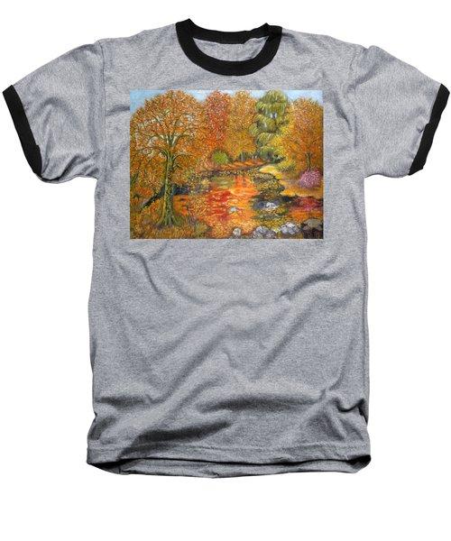 Autumn Colours Baseball T-Shirt