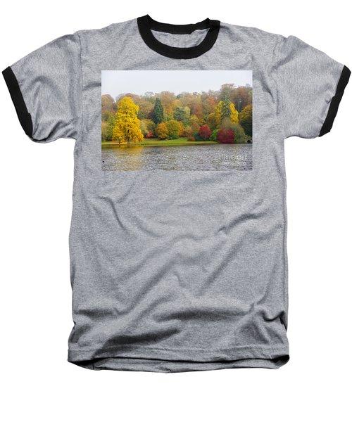 Autumn Colous Baseball T-Shirt