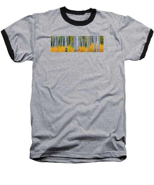 Autumn Dance Baseball T-Shirt