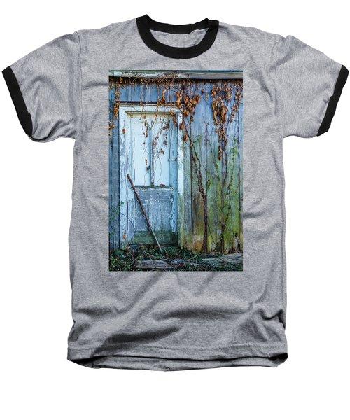 Autumn Door Baseball T-Shirt