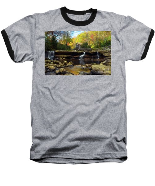 Autumn Fantasia Baseball T-Shirt