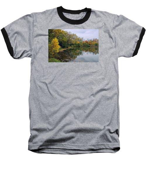 Autumn Fantasy Baseball T-Shirt