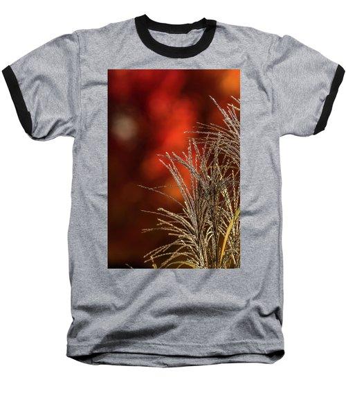 Autumn Fire - 2 Baseball T-Shirt