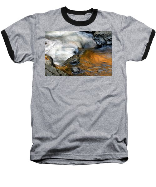 Autumn Flow Baseball T-Shirt