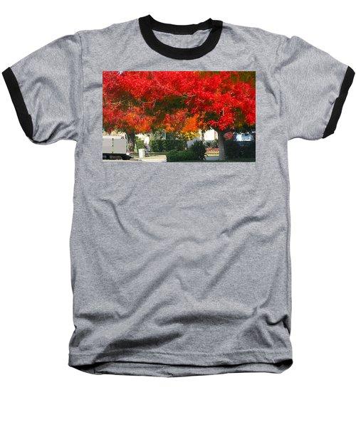 Autumn Fresno Baseball T-Shirt