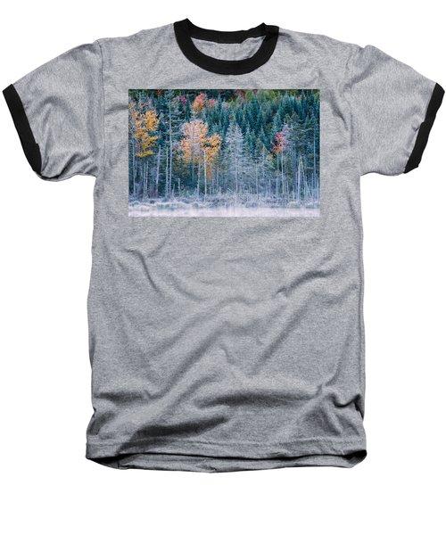 Autumn Frost Baseball T-Shirt