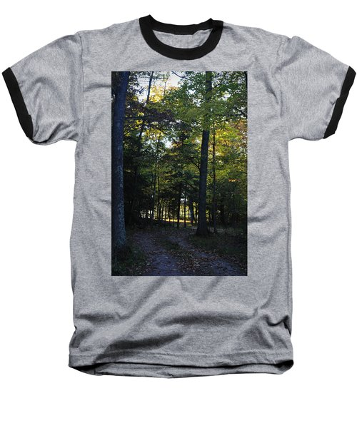 Autumn Glen Baseball T-Shirt