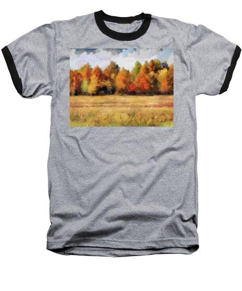 Autumn Impression 1 Baseball T-Shirt