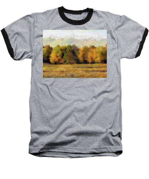 Autumn Impression 4 Baseball T-Shirt