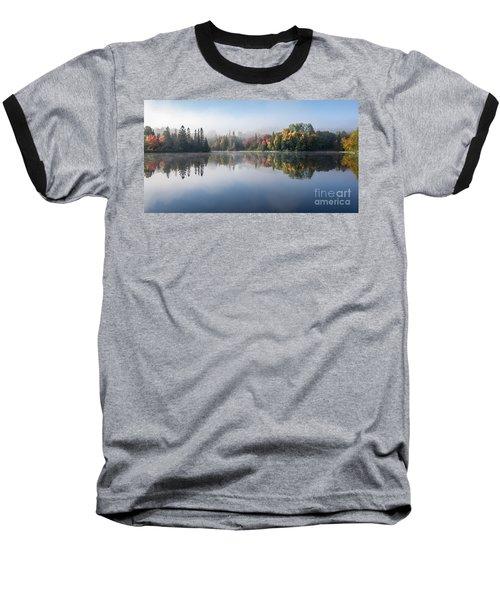 Autumn Impression Baseball T-Shirt