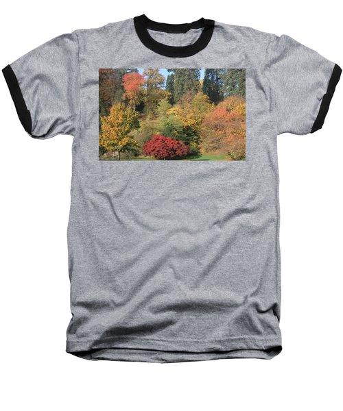 Autumn In Baden Baden Baseball T-Shirt