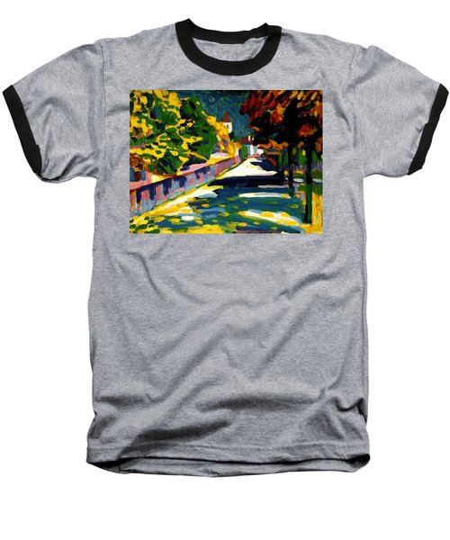 Autumn In Bavaria Baseball T-Shirt