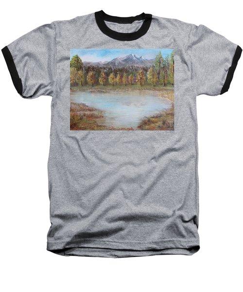 Autumn In Maule Baseball T-Shirt