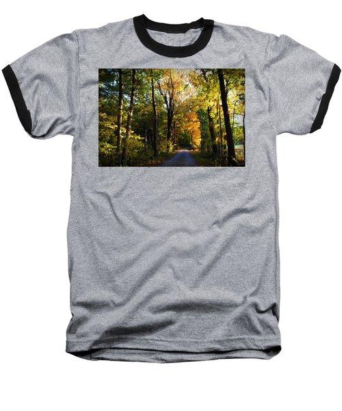 Autumn In Missouri Baseball T-Shirt