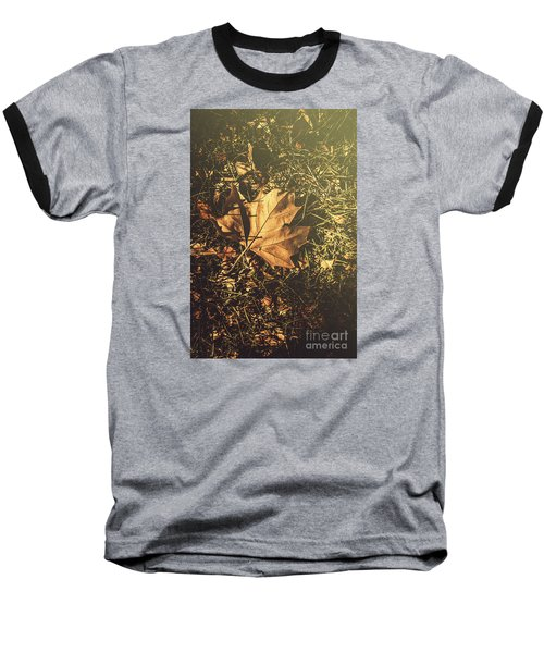 Baseball T-Shirt featuring the photograph Autumn In Narrandera by Jorgo Photography - Wall Art Gallery