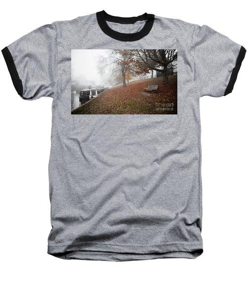 Autumn In River Cam Baseball T-Shirt