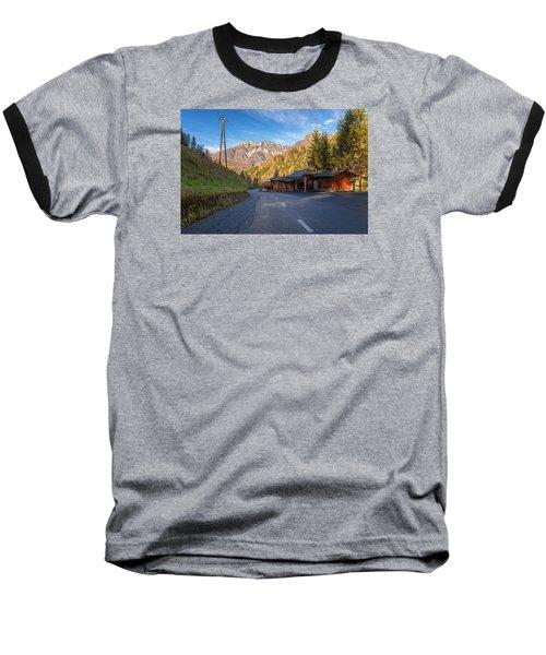 Autumn In Slovenia Baseball T-Shirt
