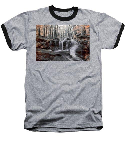 Autumn In Spring Infrared Baseball T-Shirt