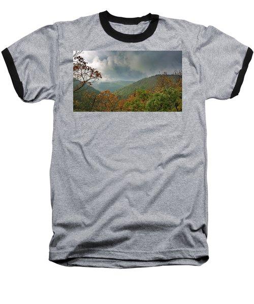 Autumn In The Ilsetal, Harz Baseball T-Shirt