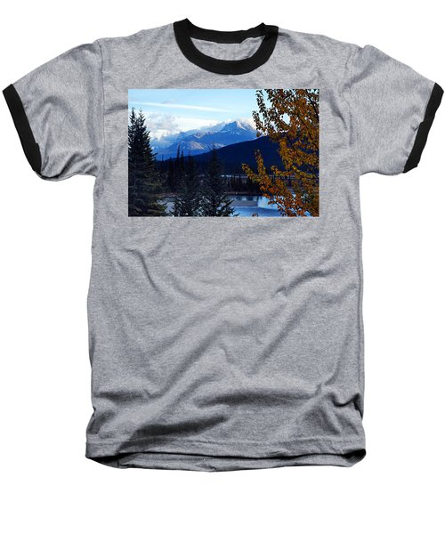 Autumn In The Mountains Baseball T-Shirt