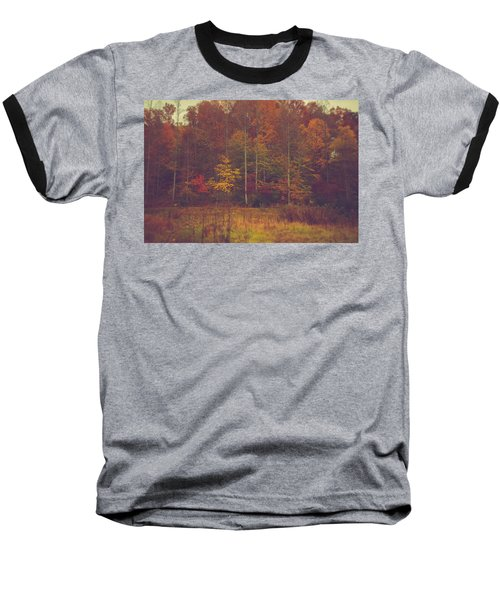 Autumn In West Virginia Baseball T-Shirt