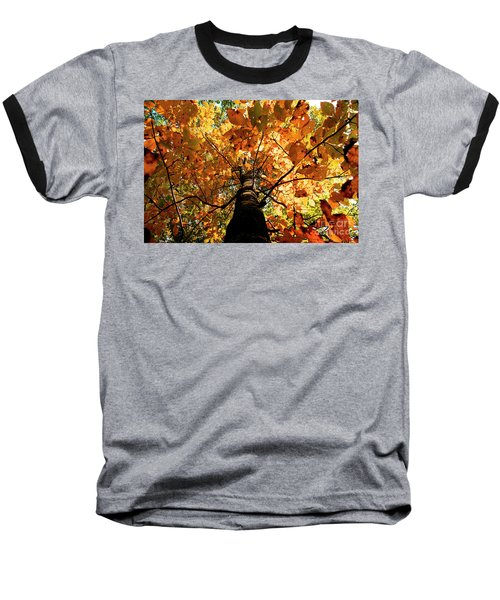 Autumn Is Glorious Baseball T-Shirt
