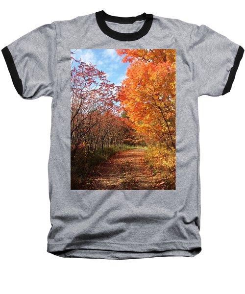 Autumn Lane Baseball T-Shirt