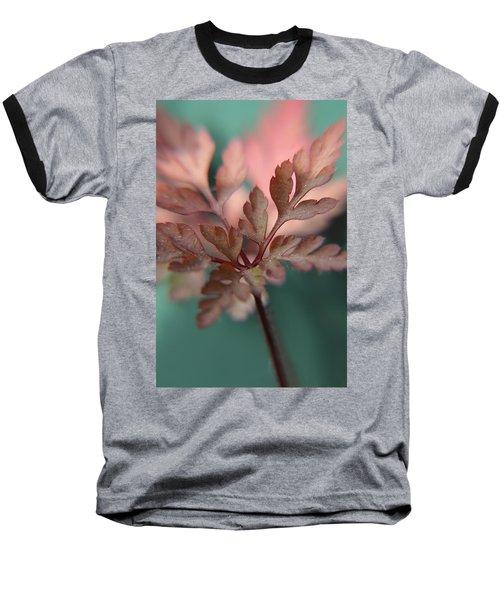 Autumn Leaf Baseball T-Shirt