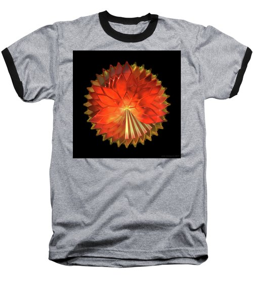 Autumn Leaves - Composition 2 Baseball T-Shirt