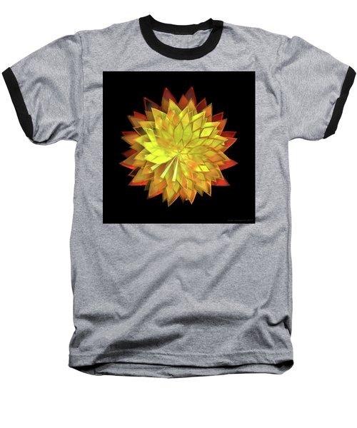 Autumn Leaves - Composition 4 Baseball T-Shirt