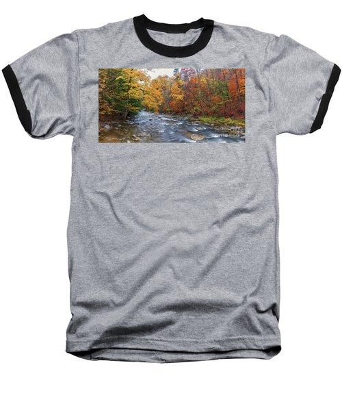 Autumn Magic Baseball T-Shirt