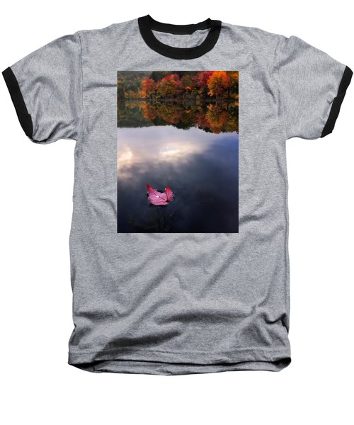 Autumn Mornings Iv Baseball T-Shirt