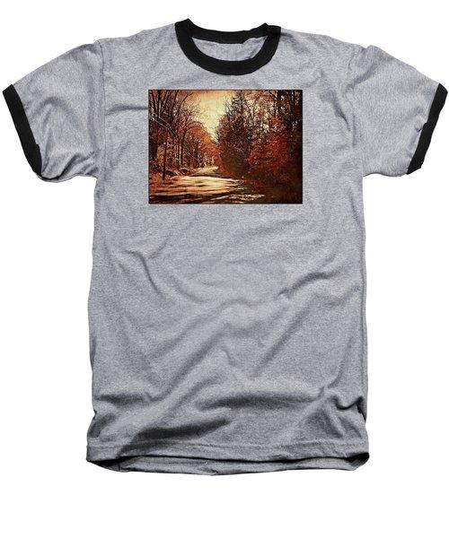 Autumn Norland's Road Baseball T-Shirt