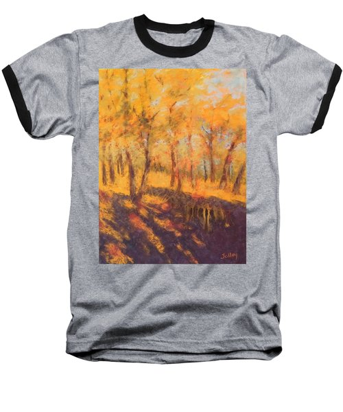 Autumn Oaks Baseball T-Shirt