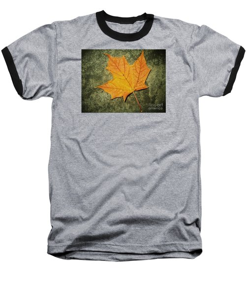 Autumn Baseball T-Shirt by Reb Frost