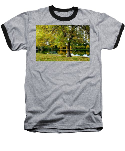 Autumn Repite Baseball T-Shirt