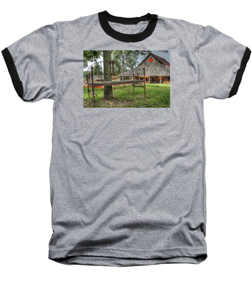 Autumn Retreat Baseball T-Shirt