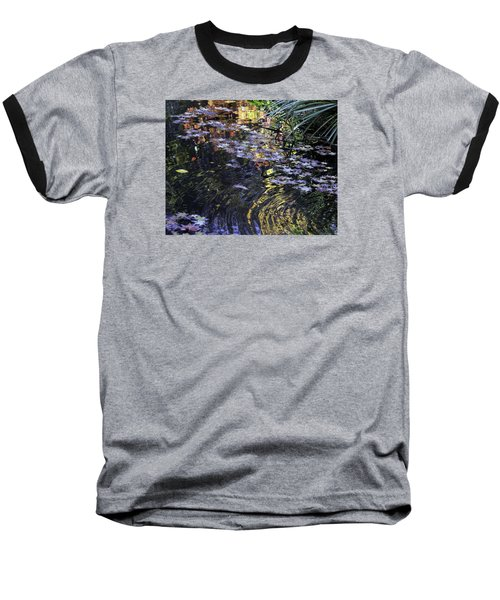 Autumn Ripples Baseball T-Shirt