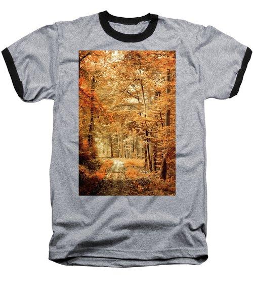Autumn Secret Baseball T-Shirt